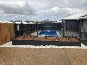 Composite Pool Solutions X Trainer 5 8 Royal Blue fibreglass pool Gracemere QLD 2