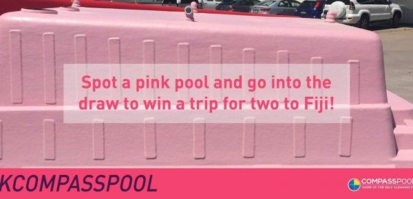 Spot a Pink Pool and Win a Trip to Fiji