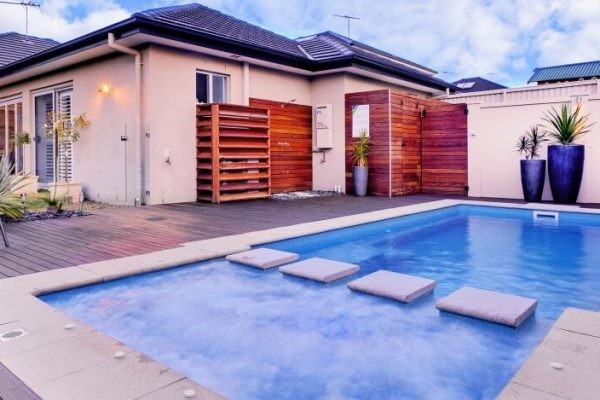 Pool and Spa Combos an Alternative to Swim Spas